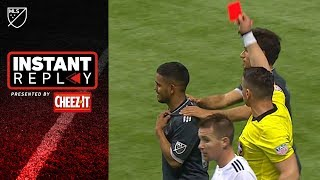 Download CELEBRATION leads to a RED CARD Video