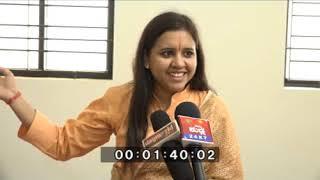 Download Sadhvi Saraswati Reaction against congress & PFI alliance Video