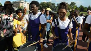 Download Miles & Morehouse Drum Session's 2016 Video