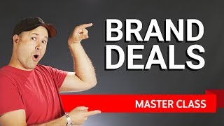 Download Brand Deals | Master Class #4 ft. Tim Schmoyer Video