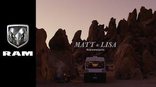 Download Matt & Lisa | Back Roads: Van Life | Ram ProMaster Video