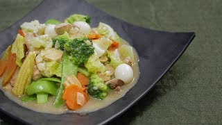 Download How to Cook - Chopsuey Video