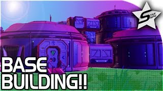 Download NEW UPDATE, BASE BUILDING, FREIGHTERS!! - No Man's Sky FOUNDATION UPDATE 1.1 - Gameplay Part 1 Video