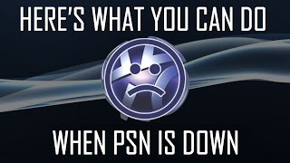 Download PSN Down....AGAIN! 343 Fixed servers and update 400SUBSCRIBERS!!@ Video