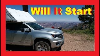 Download Hoping The Truck Will Start RV Living Full Time / Van Life Video