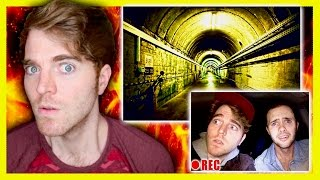 Download HAUNTED UNDERGROUND TUNNELS! Video