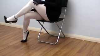Download 18cm Metal High Heels Video