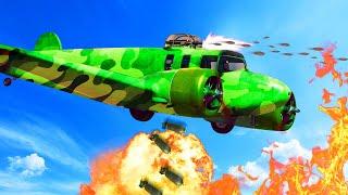 Download NEW INSANE $4.000.000 BOMBER PLANE! (GTA 5 DLC) Video
