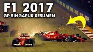 Download F1 2017 GP SINGAPUR RESUMEN Video