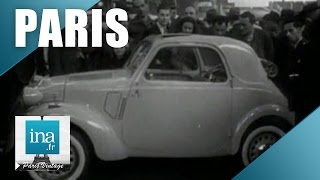 Download Le Salon de l'Auto 1946 au Grand Palais | Archive INA Video