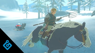 Download Exclusive, New Gameplay For The Legend Of Zelda: Breath Of The Wild Video