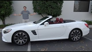Download Here's Why the Mercedes-Benz SL Is Failing Video
