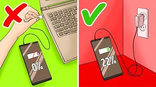 Download 12 Mistakes You Make While Charging Your Phone Video