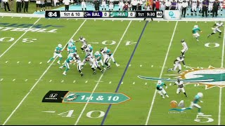 Download Ravens Handle Dolphins 31-7 In Jay Cutler's Debut Video