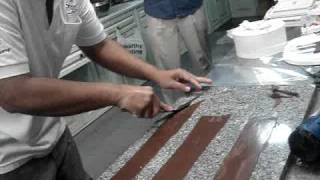 Download Chocolate decoration Video