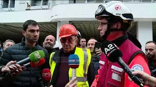 Download Pallati 11-katësh në Durrës/ Eksperti zviceran: Nuk bie si godinë, por banorët ... Video