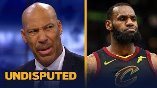 Download LaVar Ball on chances LeBron James joins Lonzo and Lakers | NBA | UNDISPUTED Video
