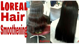 Download L'Oreal Hair Smoothing at Salon Style Video
