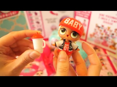 L.O.L. Surprise Ball Baby Doll  - ITA - Giochi Preziosi