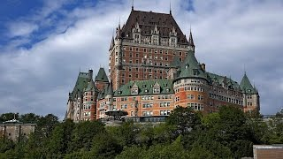Download Old Québec City, Canada in 4K (Ultra HD) Video