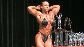 Download 2011 NPC Florida State Bodybuilding Championship. Female Heavyweight Bodybuilder # 67 Video