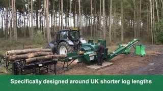 Download Transaw 350 XLs Firewood Processor Video