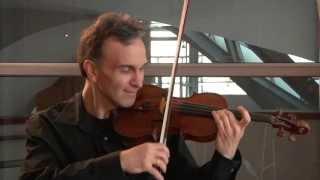 Download Gil Shaham on the Sibelius Violin Concerto, David Oistrakh and Michael Tilson Thomas Video