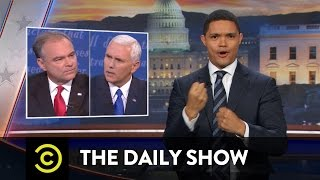 Download Vice Presidential Debate Wrap-Up: The Daily Show Video