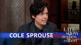 Download Cole Sprouse Had A Childhood Crush On His 'Friends' Co-Star Video