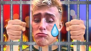 Download JAKE PAUL COULD HAVE BROKEN THE LAW Video