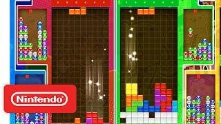 Download Puyo Puyo Tetris - Official Nintendo Switch Trailer Video