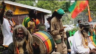 Download Faces Of Africa: Rastafarians coming Home to Africa Video