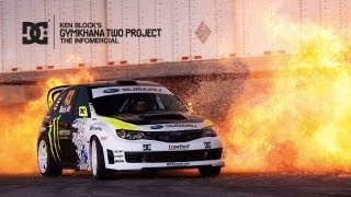 Download DC SHOES: KEN BLOCK GYMKHANA TWO THE INFOMERCIAL Video