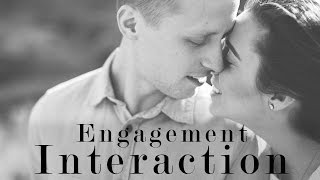 Download Couple Interaction Tips // Photography Engagement Session ep7 Video