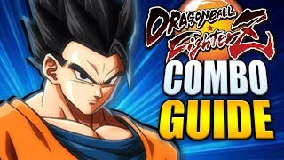 Download ADULT GOHAN Combo Guide - Easy to Advanced! - Dragon Ball FighterZ Video