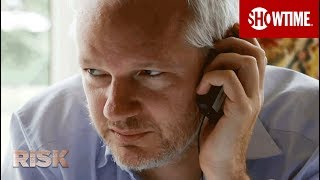 Download Risk | Julian Assange's Emergency Call to Hillary Clinton's Office | SHOWTIME Documentary Video