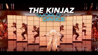 Download Kinjaz - All performances (NBC World of Dance S1) Video