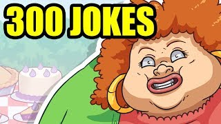 Download 300 YO MAMA JOKES - Can you watch them all? Video