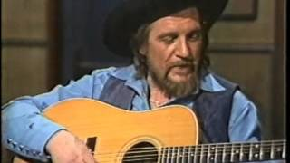 Download Waylon Jennings, Johnny Cash on Late Night, 1983, 1985 Video