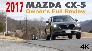 Download 2017 Mazda CX-5 Owner's Full Review [w/ 0-60 Test] [4K] Video
