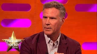 Download Will Ferrell Sang 'I Will Always Love You' At His Graduation Ceremony | The Graham Norton Show Video