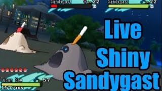 Download Live Shiny Sandygast (107 S.O.S Encounters) + S.O.S Shiny Hunting Guide! Video