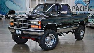 Download 1991 Chevrolet Silverado 4x4 Video