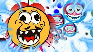 Download Agario Live stream playing with Subscribers Video