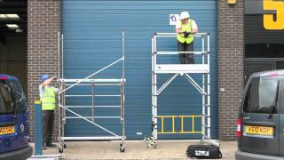 Download Teletower - The World's First Telescopic Mobile Access Tower Video