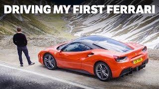 Download Driving My First Ferrari [4K] Video