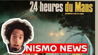 Download NISMO NEWS AT LE MANS 24H 2017 Video