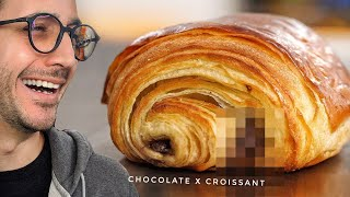 Download My Chocolate Croissant Was Supposed To Be Perfect... Video