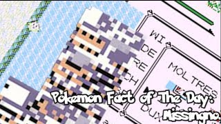 Download Missingno - Pokemon Fact of The Day Video