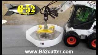 Download B-52 Manhole Cutter Demonstration Video